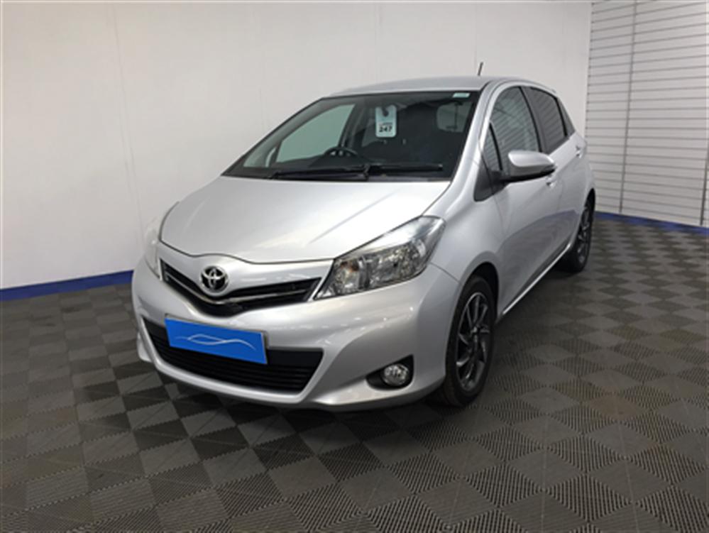 Toyota YARIS TREND VVT-I