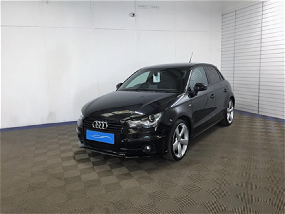 Audi A1 S LINE BLACK ED-N TFSI
