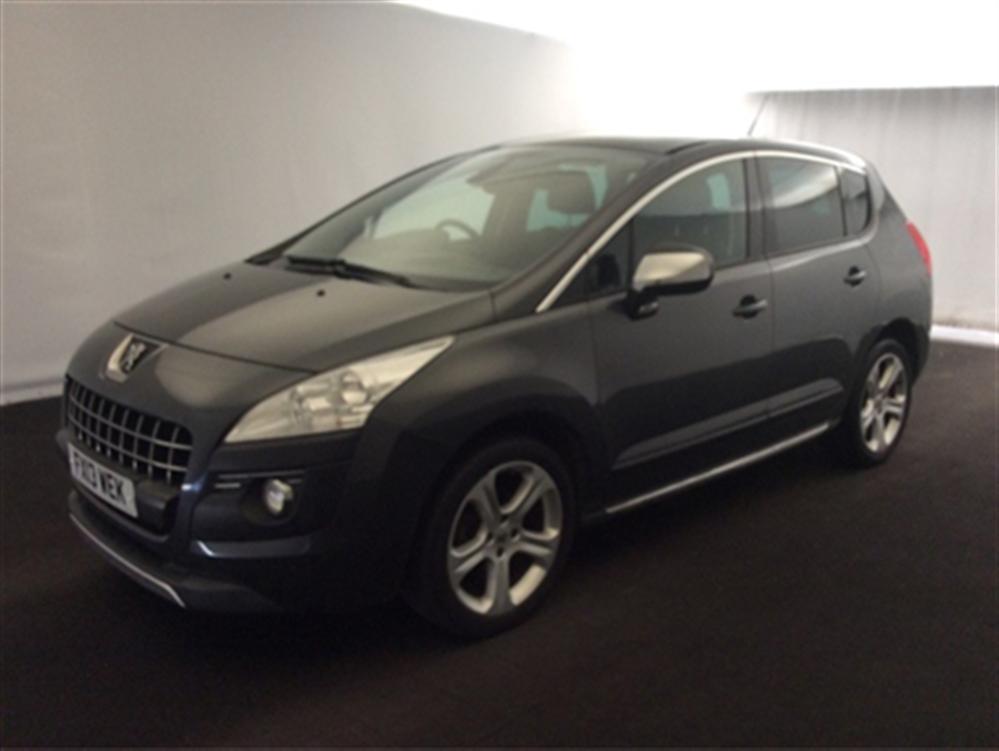 Peugeot 3008 ALLURE HDI