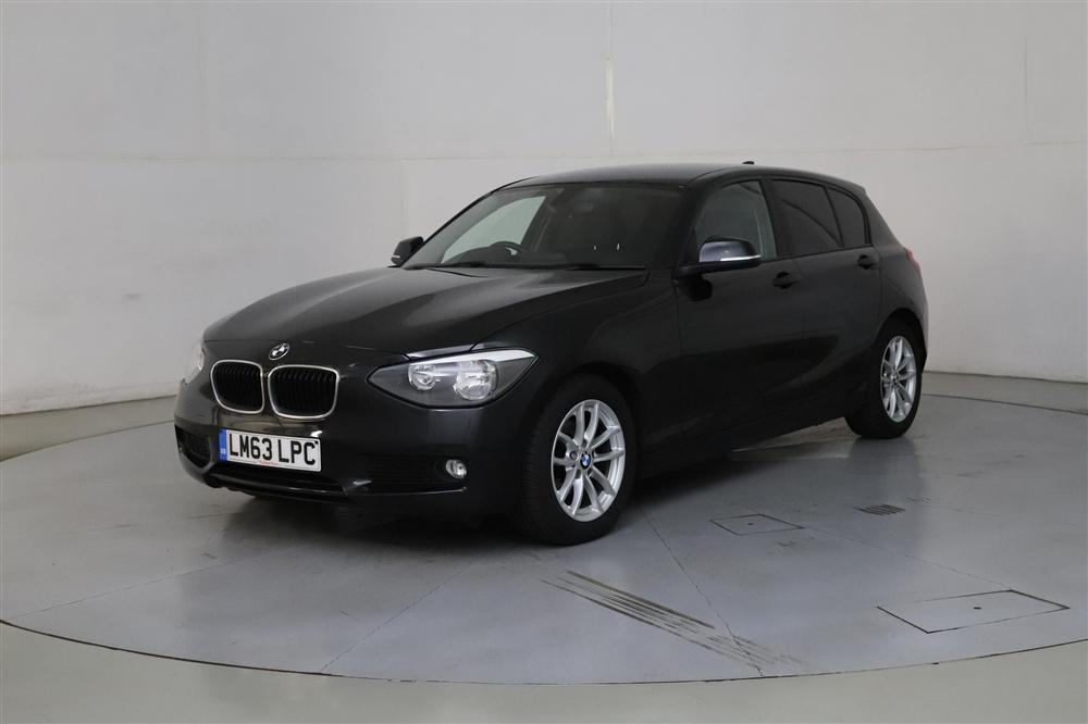 BMW 116D EFFICIENTDYNAMICS B-